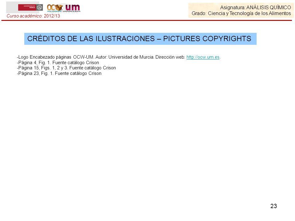 -Logo Encabezado páginas OCW-UM. Autor: Universidad de Murcia. Dirección web: http://ocw.um.es.http://ocw.um.es -Página 4, Fig. 1. Fuente catálogo Cri