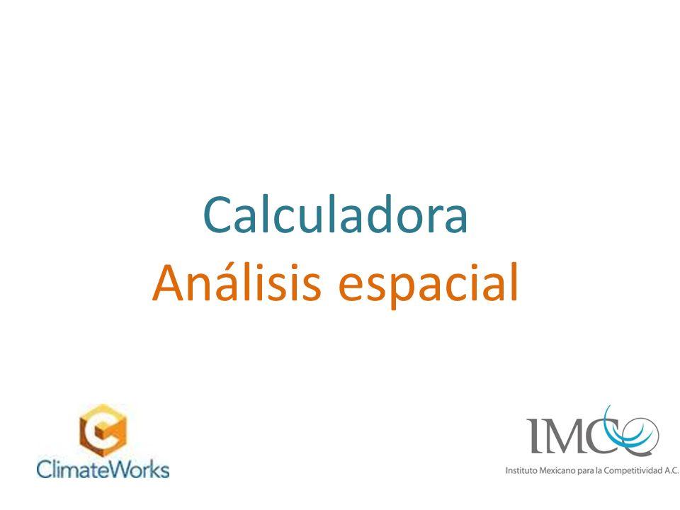 Población en el área de impacto local a nivel localidad Fuente: Censo de población y vivienda 2010, INEGI 2,133 zonas de análisis Dimensiones: 33 x 27 km