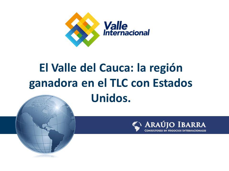 El Valle del Cauca: la región ganadora en el TLC con Estados Unidos.