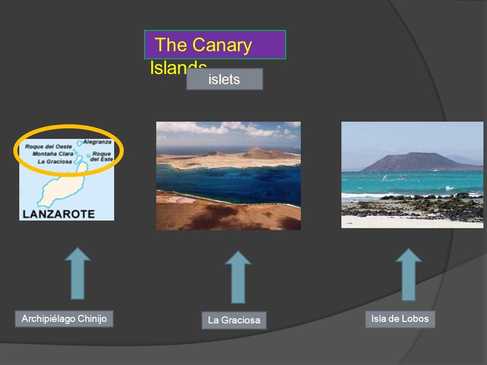 The Canary Islands National Parks Caldera de Taburiente