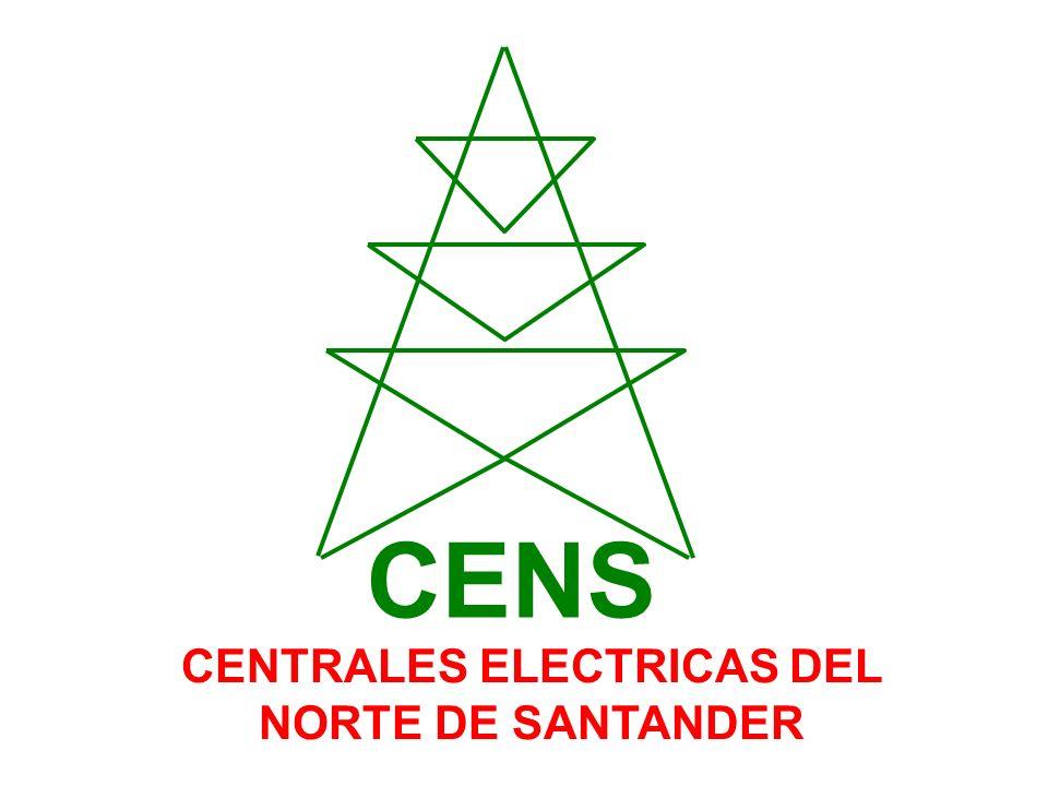 CENS CENTRALES ELECTRICAS DEL NORTE DE SANTANDER