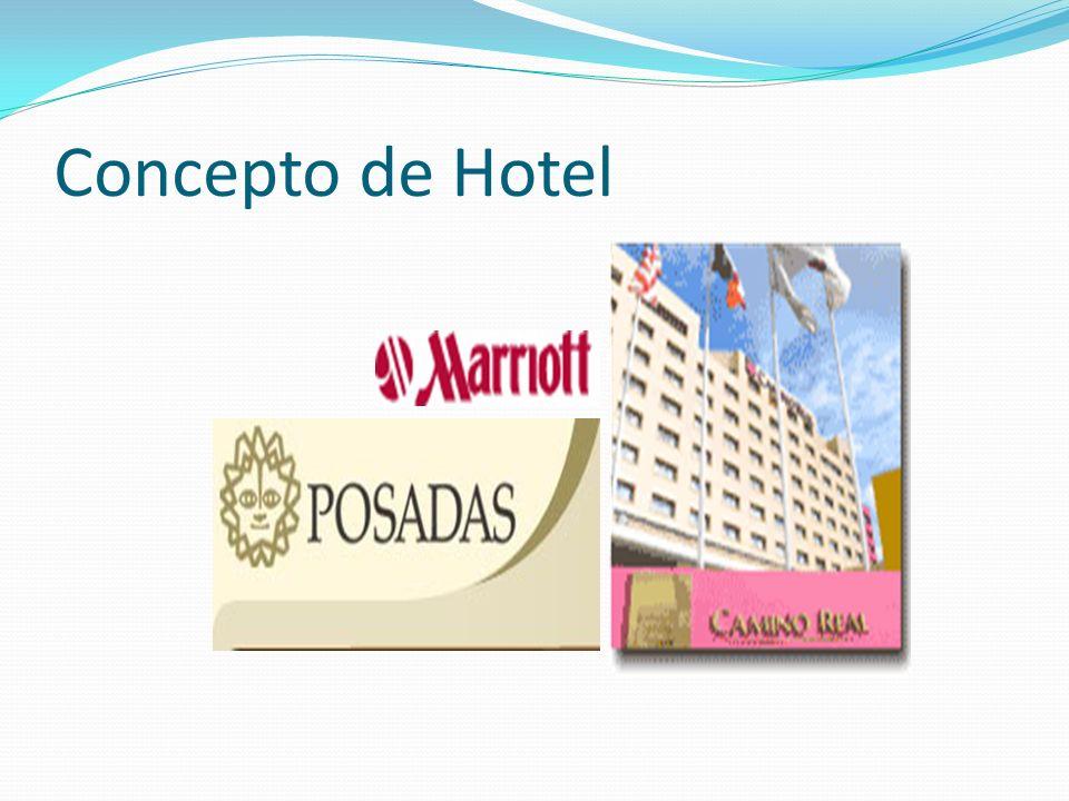 Concepto de Hotel
