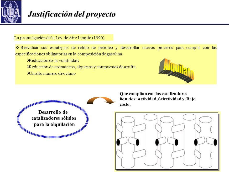 La promulgación de la Ley de Aire Limpio (1990) Reevaluar sus estrategias de refino de petróleo y desarrollar nuevos procesos para cumplir con las esp