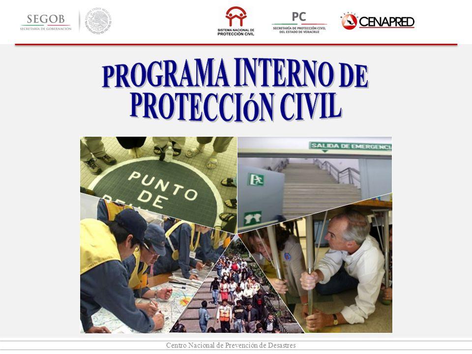 Centro Nacional de Prevención de Desastres Instrumento orientado a dar una respuesta oportuna, adecuada y coordinada ante una situación de emergencia con la finalidad de minimizar los daños en el menor tiempo posible.