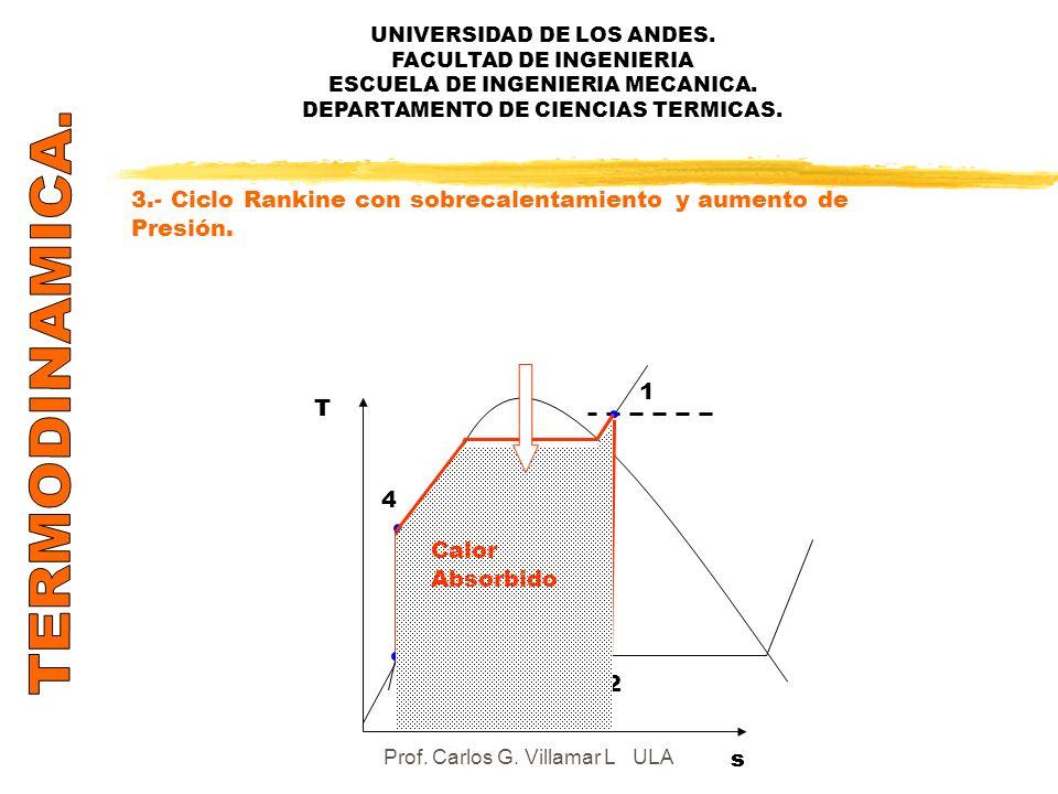 UNIVERSIDAD DE LOS ANDES.FACULTAD DE INGENIERIA ESCUELA DE INGENIERIA MECANICA.