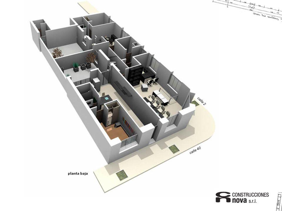 primer piso calle 40 calle 2