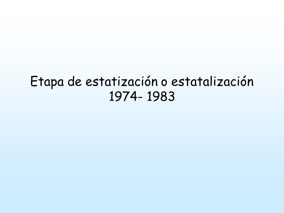 En 1972, durante la dictadura del general Lanusse, se derogó el artículo que establecía las licencias otorgadas a los canales 9,11, y 13 de la Capital, las licencias se extendían por 15 años, caducaban en 1973,