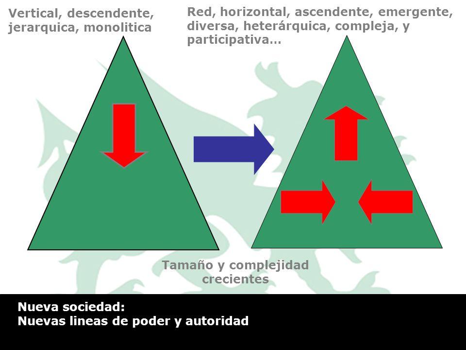 Estudio de Comercio Electrónico en la Argentina Nueva sociedad: Nuevas lineas de poder y autoridad Red, horizontal, ascendente, emergente, diversa, he