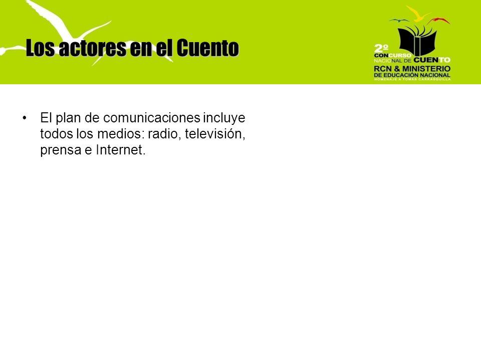 Aliados del Concurso Asociación Colombiana de Universidades Gracias al convenio con el Ministerio de Educación, 590 lectores (estudiantes y docentes de áreas afines a literatura) hacen la primera selección de los cuentos.