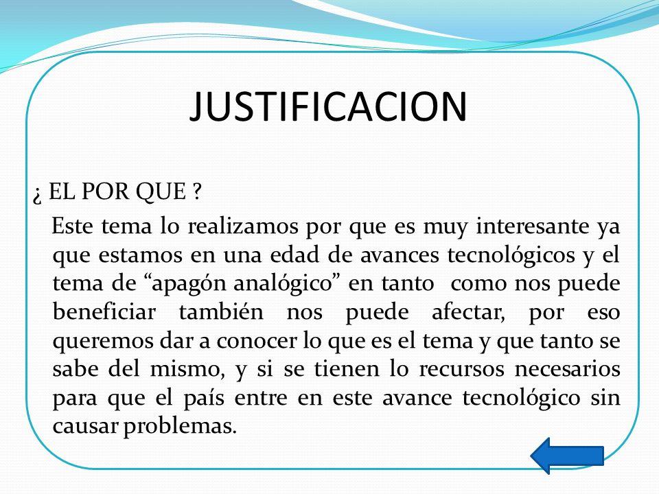 Analisis comparativo del proceso de regulacion normativa y tecnica de la television digital Colombia - Marco legal y normativo de la tv digital.
