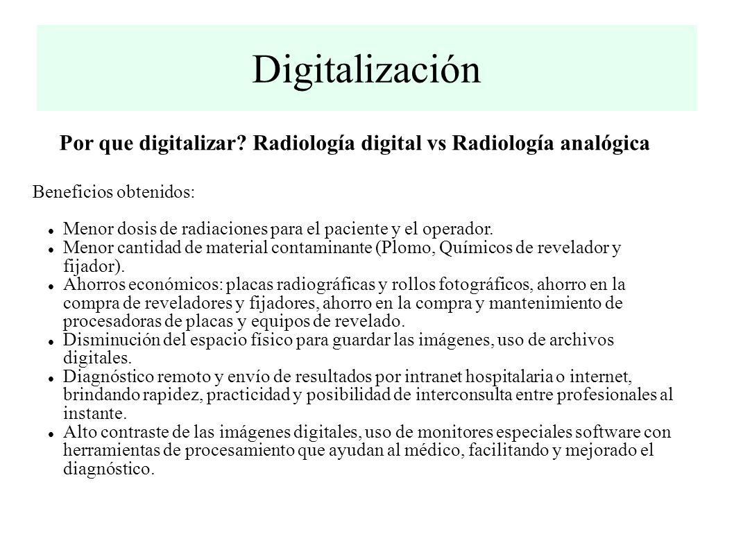 Digitalización Por que digitalizar.