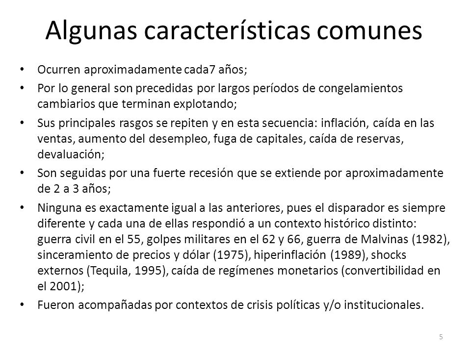 Argentina: un país de crecimiento moderado por décadas 6