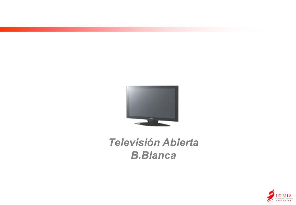 Televisión Abierta B.Blanca