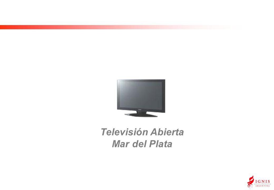 Televisión Abierta Mar del Plata