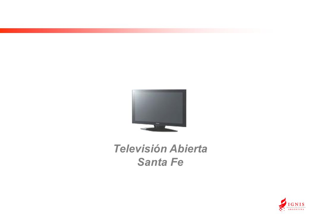 Televisión Abierta Santa Fe