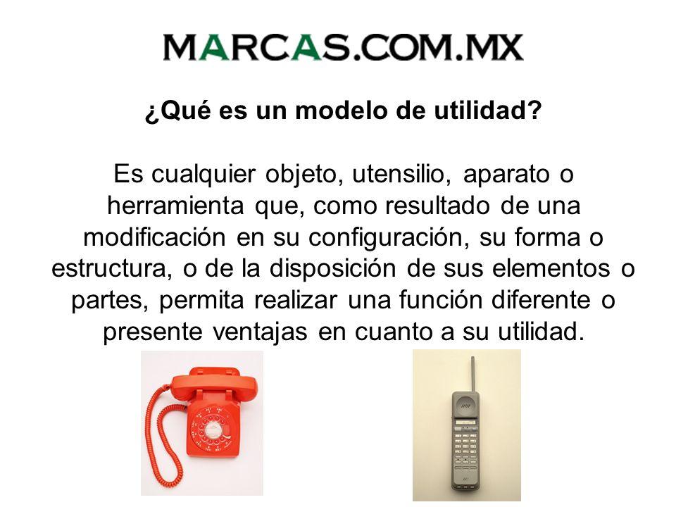 INNOVACIONES Si el producto no clasifica en las condiciones para ser patentado posiblemente se trate de un : MODELO DE UTILIDAD