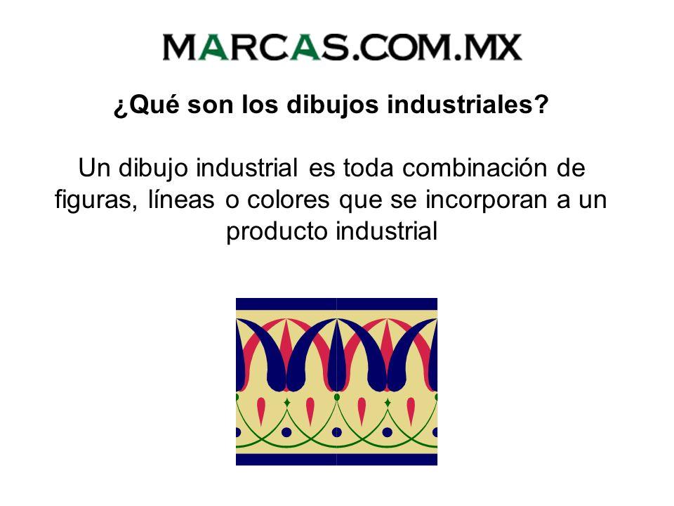 DISEÑOS INDUSTRIALES. ¿Qué son los diseños industriales? Es cualquier dibujo o forma para decorar un producto o para darle una apariencia o imagen pro