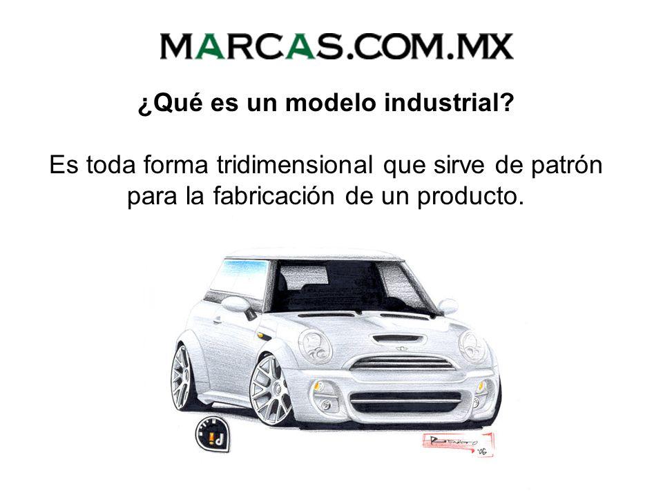 ¿Qué son los dibujos industriales? Un dibujo industrial es toda combinación de figuras, líneas o colores que se incorporan a un producto industrial