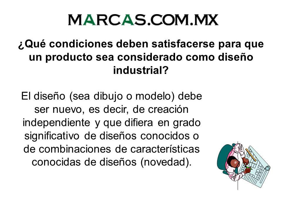 ¿Qué es un modelo industrial? Es toda forma tridimensional que sirve de patrón para la fabricación de un producto.