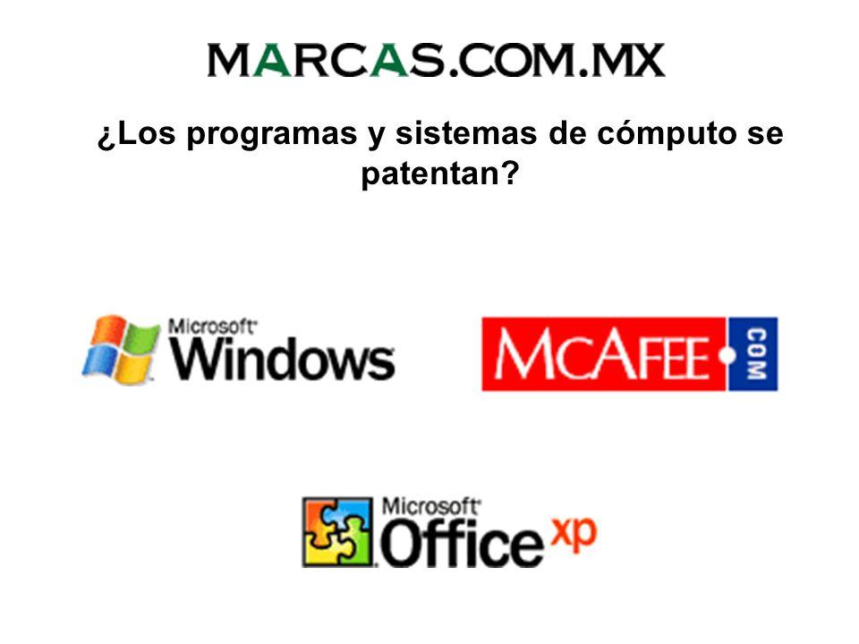 Programas y Sistemas de cómputo