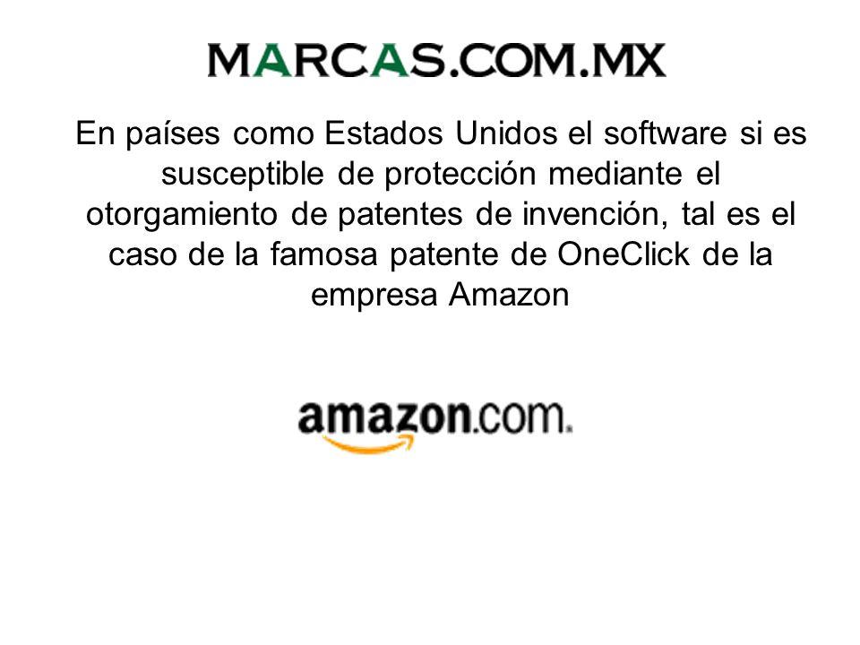 En México los programas y sistemas de cómputo no son susceptibles de protección mediante el otorgamiento de una patente.