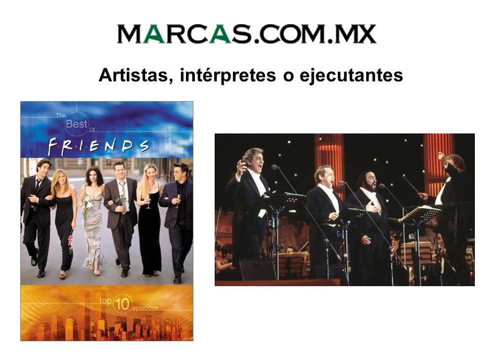 DERECHOS DE AUTOR Derechos Conexos Artistas, intérpretes o ejecutantes Editores de Libros Productores de Fonogramas Productores de Videogramas Organis