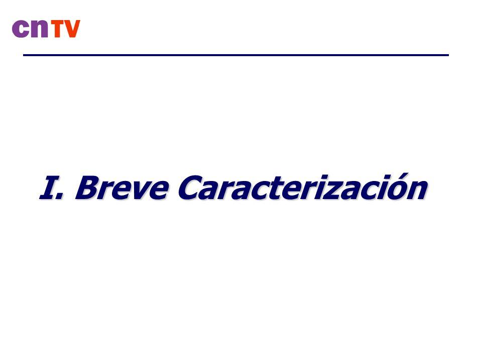 I. Breve Caracterización