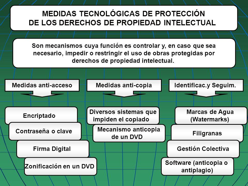Así como se han desarrollado diversas tecnologías para proteger a las obras, también se han creado mecanismos destinados a eludir estas medidas tecnológicas.