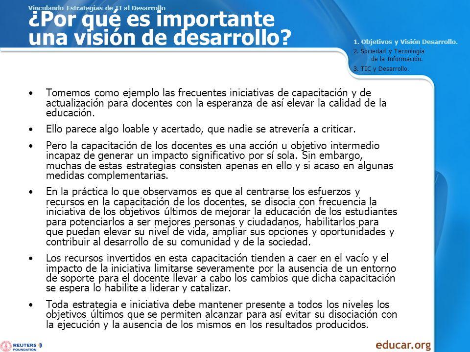 Pasos para Formular una Estrategia de Tecnología de la Información 4.