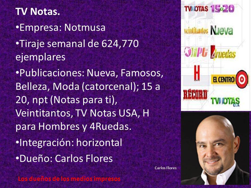 TV Notas.