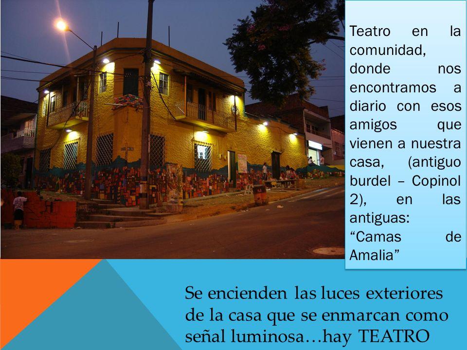 EL ARTE ES PARA TODOS Gracias por estar aquí juntos… www.nuestragente.com.co La montaña que piensa.