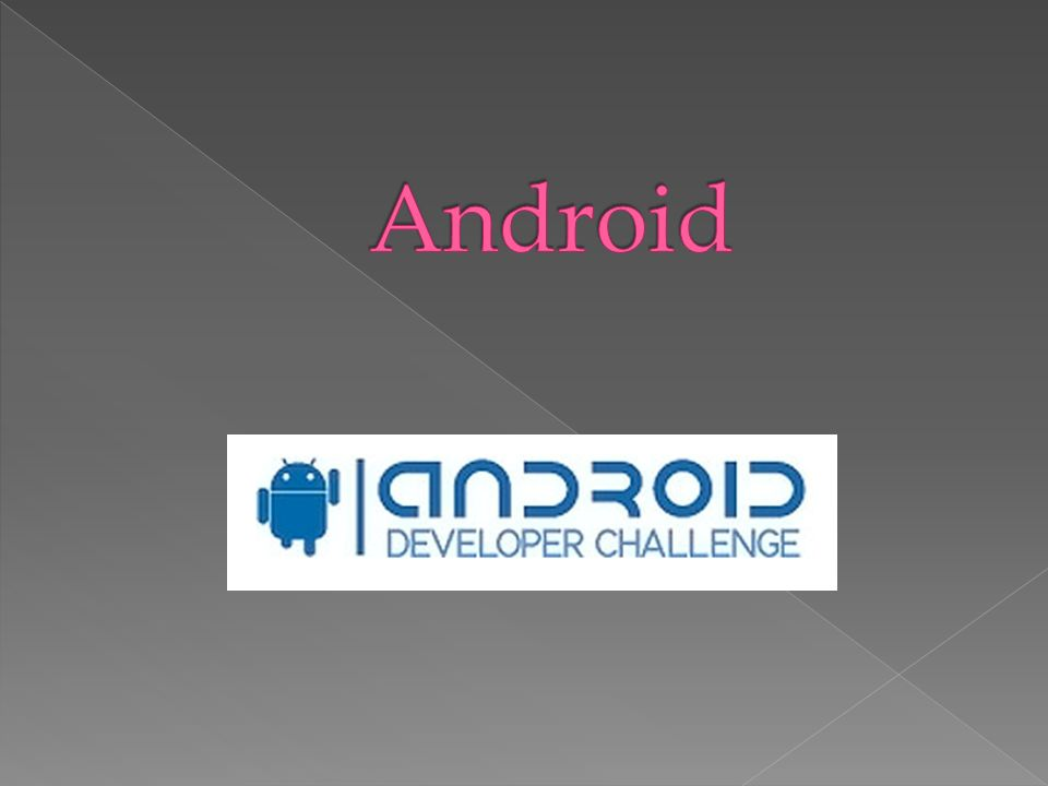 Motivar al desarrollador a crear aplicaciones.Existe un tutorial con aplicaciones guiadas.