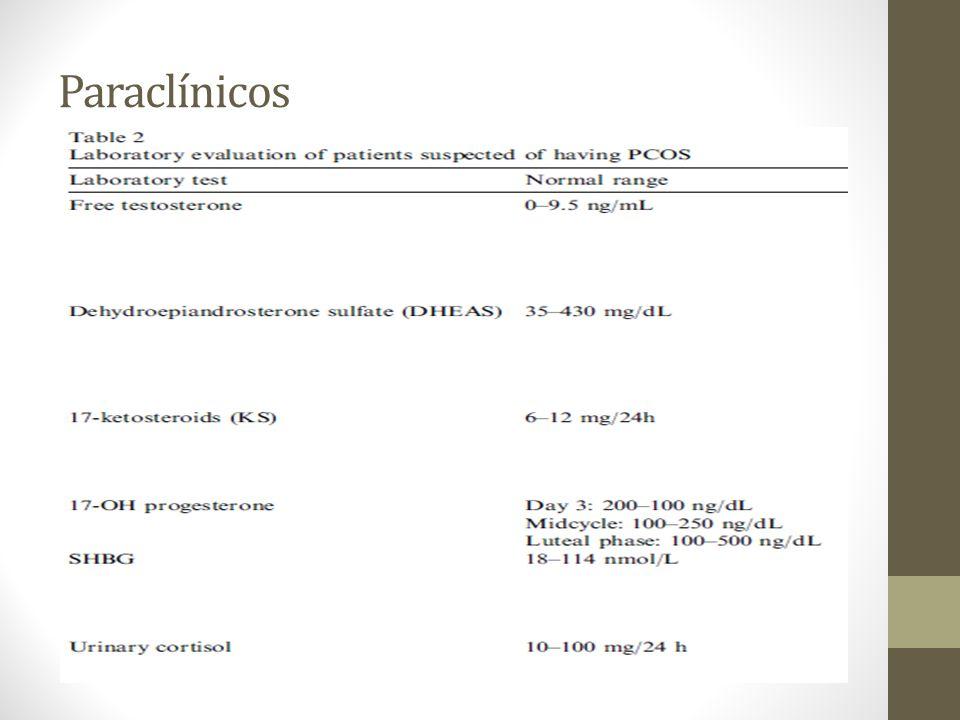 Paraclínicos