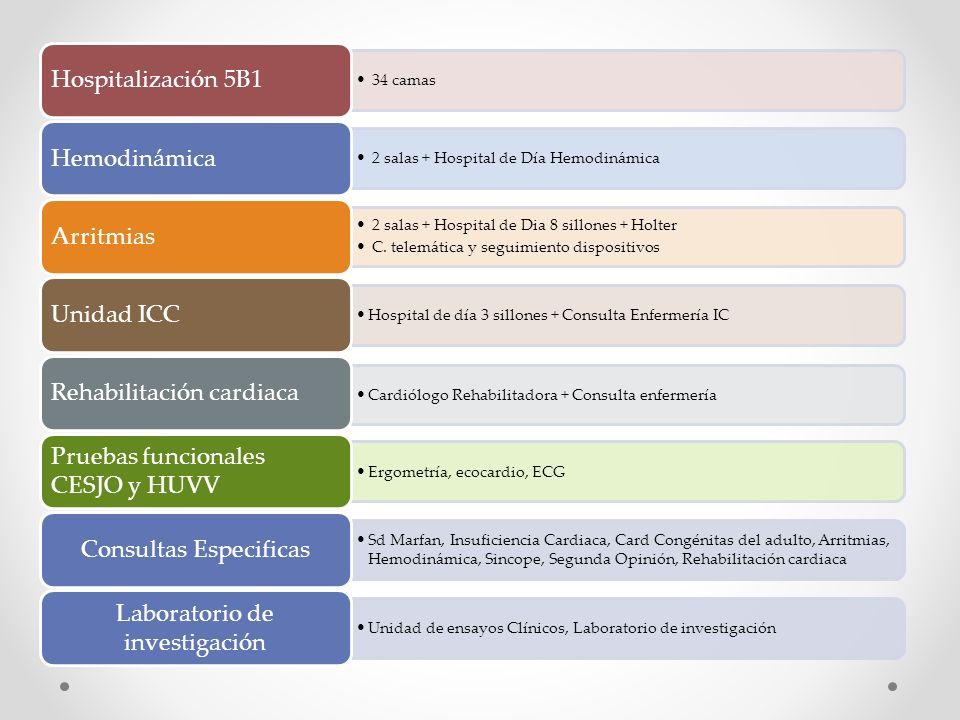 DIFERENCIAS CCV HUVV vs otros servicios CCV Solo se atienden pacientes con actividad de cirugía cardiaca pura con o sin extracorporea.