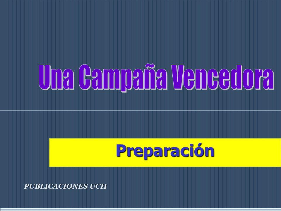 Preparación PUBLICACIONES UCH