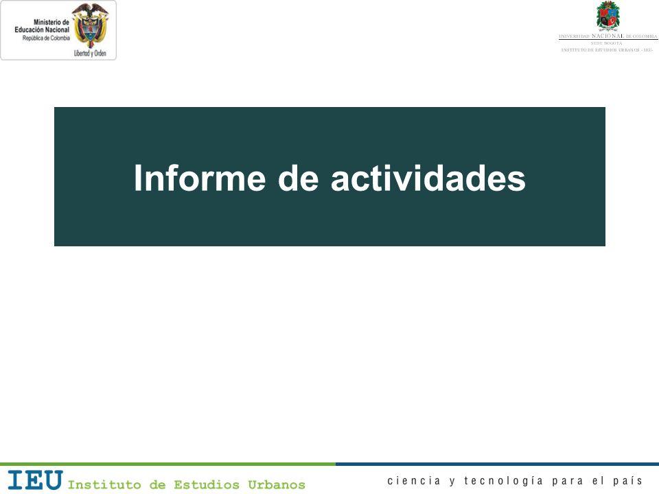 Estrategia operativa 6.Producción de acuerdos sobre planes de acción por ETC 7.
