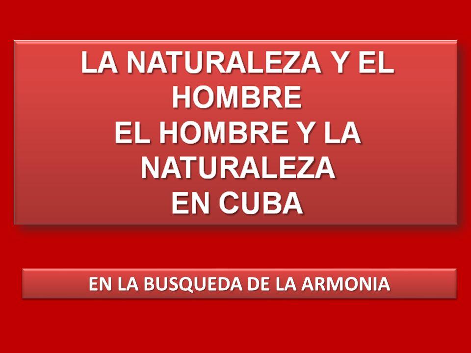 LA FLORA Y LA FAUNA DE CUBA SE ENCUENTRA PROTEGIDA, TANTO POR LAS LEYES DEL PAIS A SU FAVOR, COMO POR EL RESULTADO DE LA CONCIENTIZACION QUE SE LLEVA A CABO POR AUTORIDADES NACIONALES Y DISTINTAS ONG.