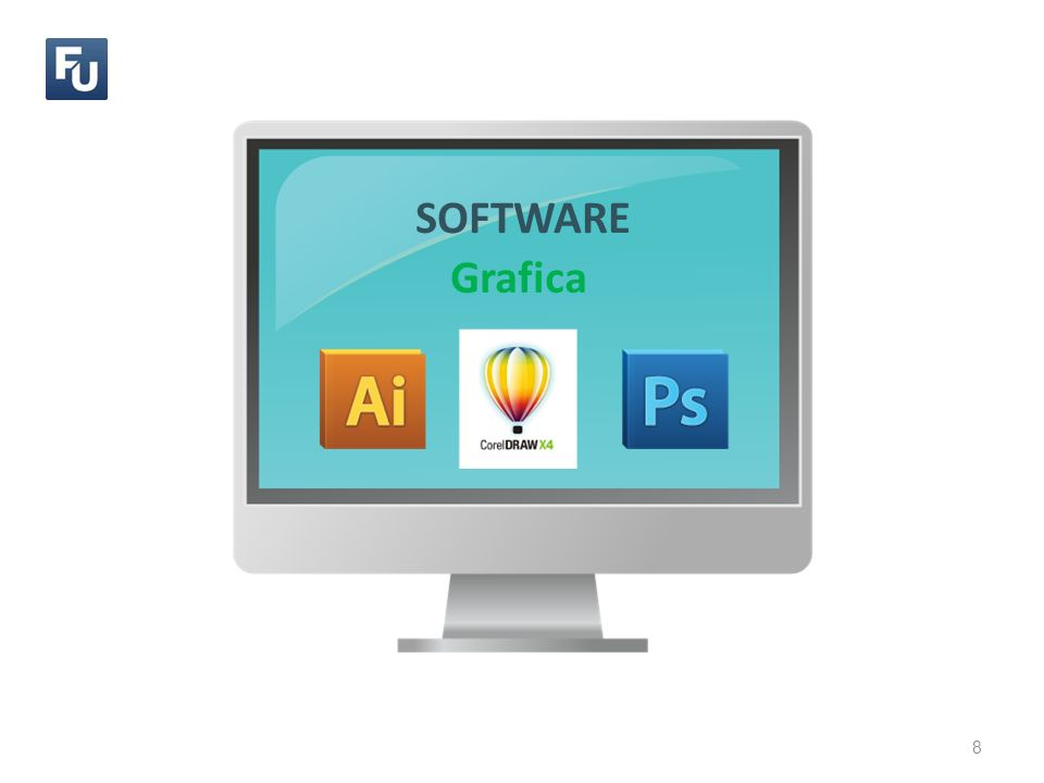 SOFTWARE 8 Grafica