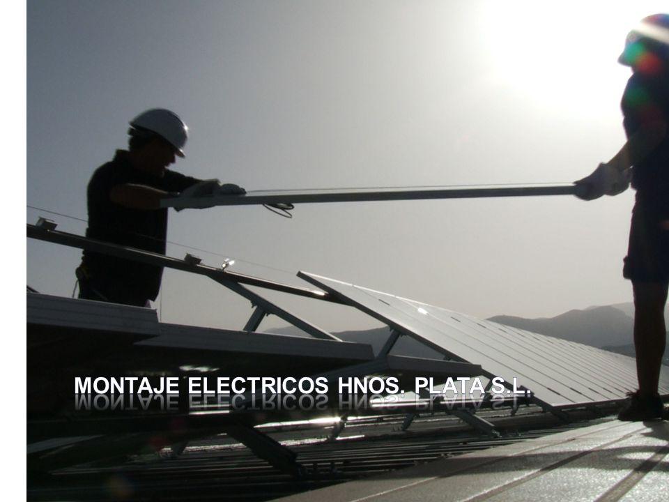 MONTAJES ELECTRICOS HNOS.PLATA S.L.