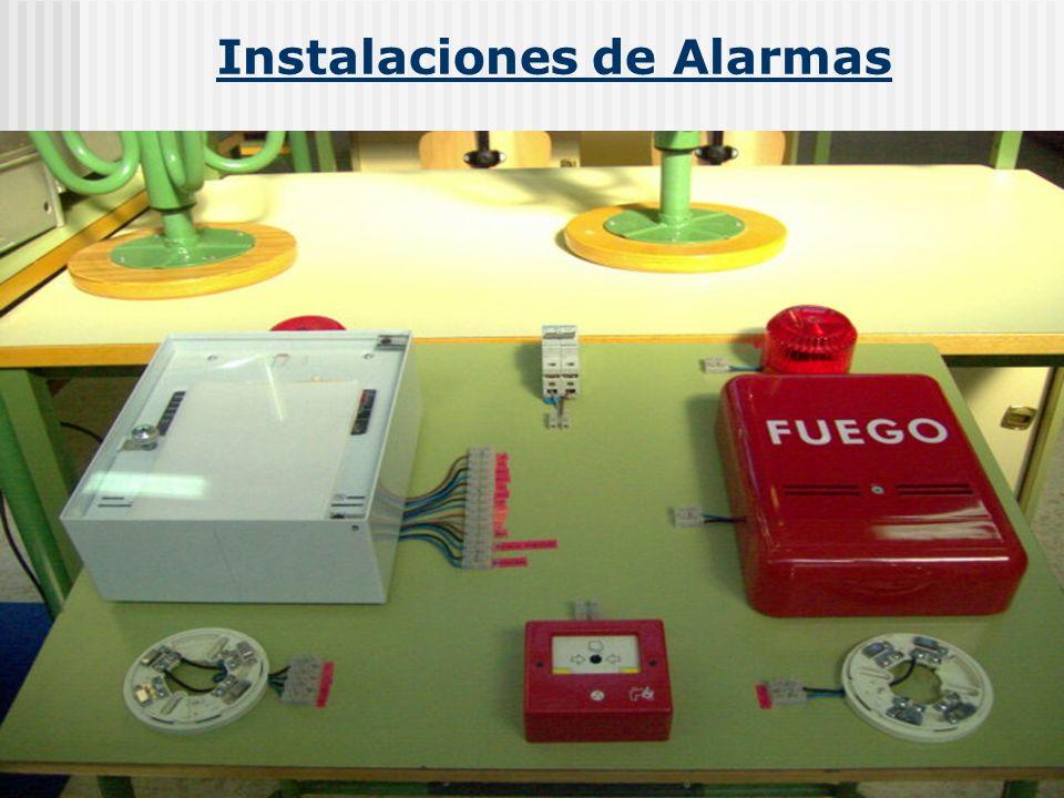 Instalaciones de Alarmas
