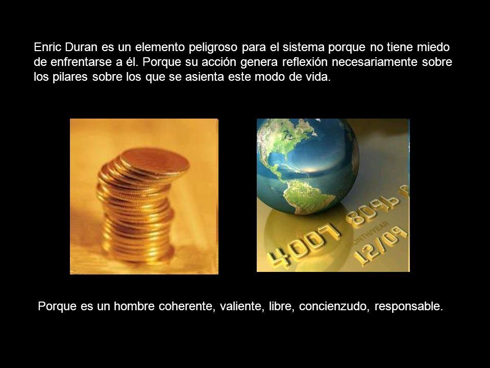 http://elproyectomatriz.wordpress.com/ http://elproyectomatriz.wordpress.com/2009/04/22/enric-duran-creando-conciencia//