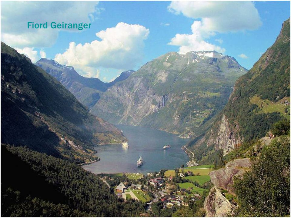 Cascadas: Las siete alemanas