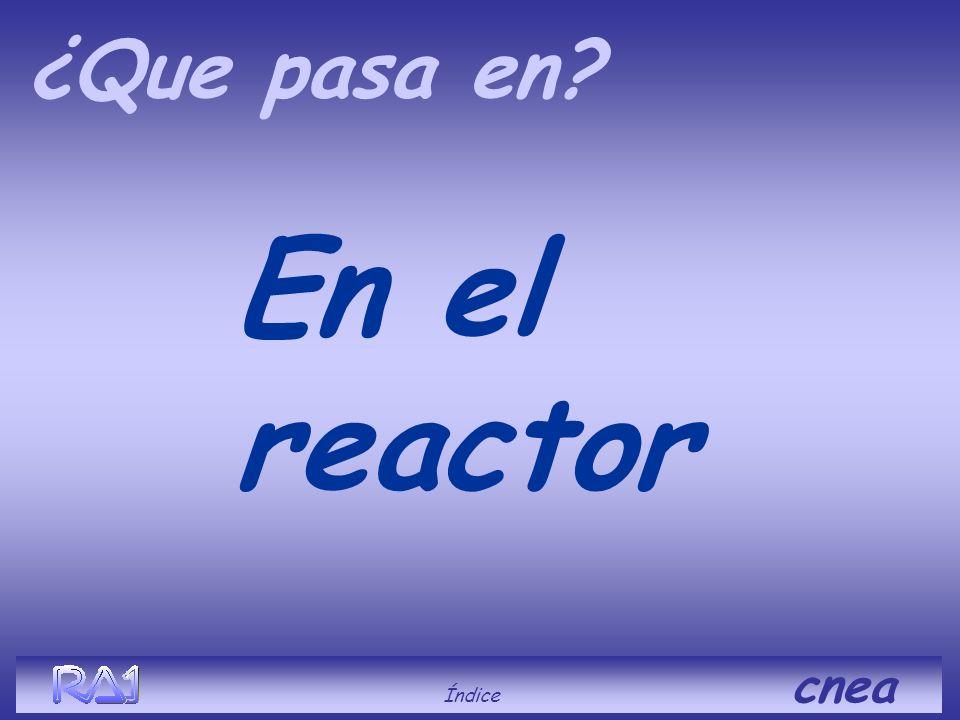Criticidad La reacción en cadena Índice cnea En un reactor la masa y el volumen crítico se pueden reducir rodeando el núcleo con materiales como el gr