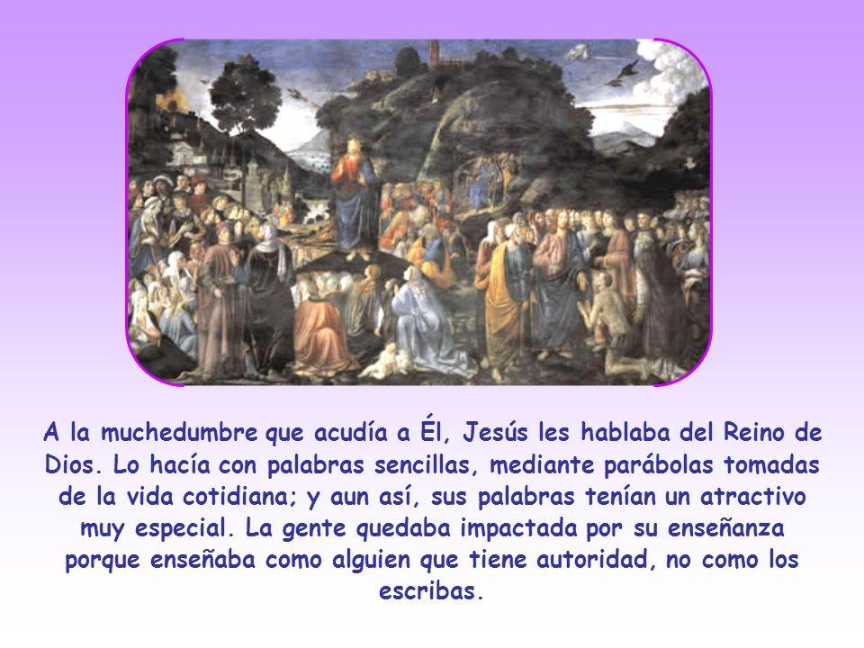 «Señor ¿a quién iremos? Tú tienes palabras de Vida eterna» Tú tienes palabras de Vida eterna » (Jn 6,68).