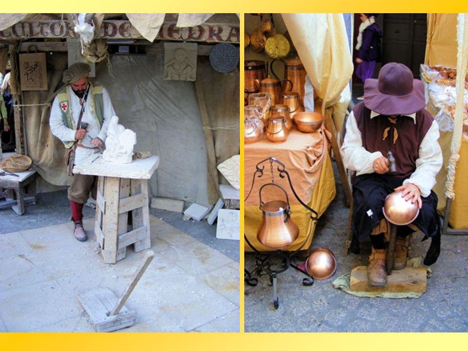 Alcalá de Henares celebra el mayor Mercado Medieval de Europa La Semana Cervantina, que se celebra cada año en los días que rodean al 9 de octubre, fe