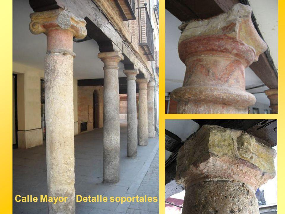 Calle Mayor Detalle canalones