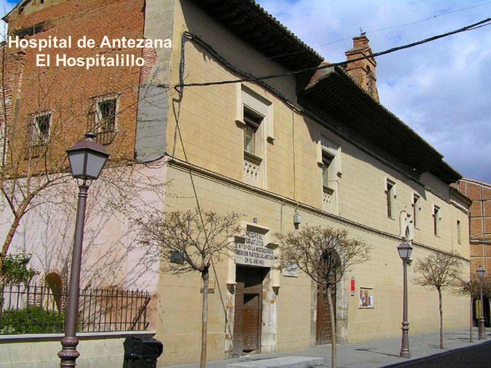 El hospital de Nuestra Señora de la Misericordia, también conocido como El Hospitalillo fue fundado por decisión testamentaria en 1483 por el matrimon