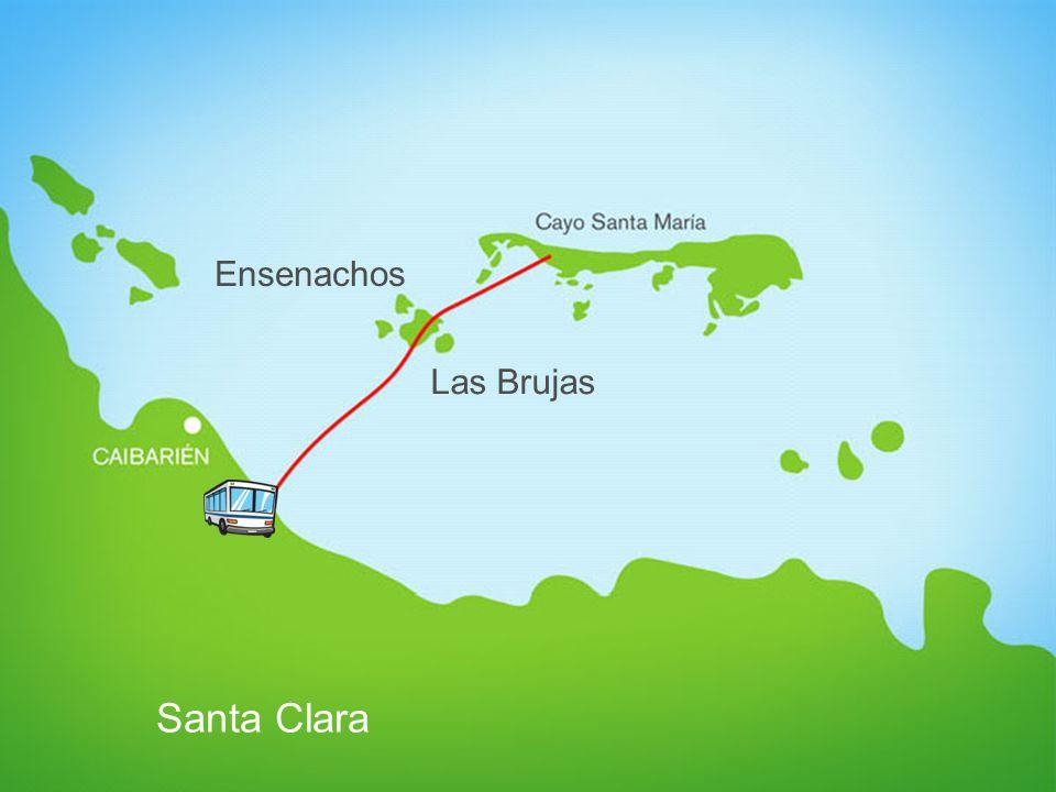 Santa Clara Las Brujas Ensenachos