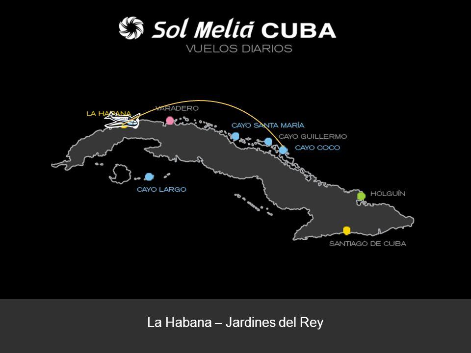 La Habana – Jardines del Rey