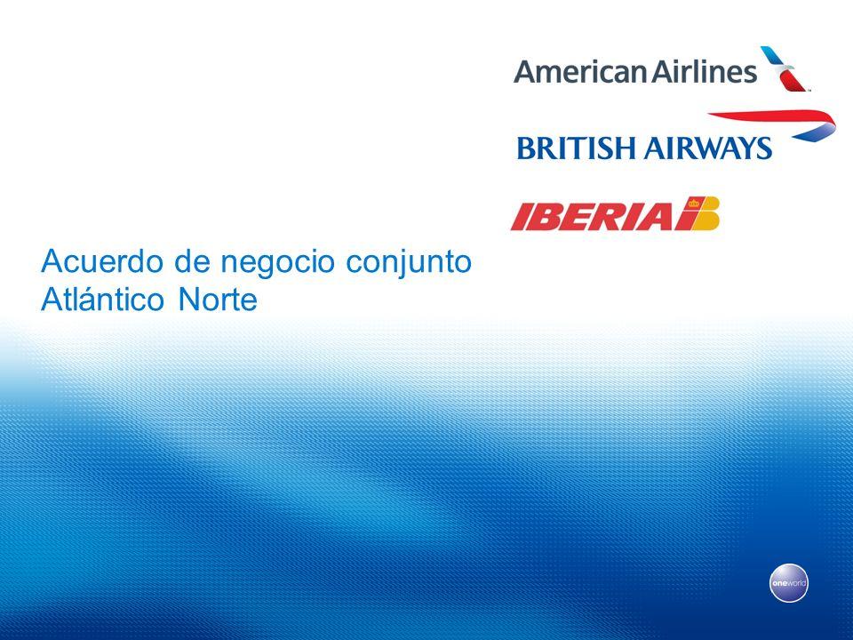 Acuerdo de negocio conjunto Atlántico Norte